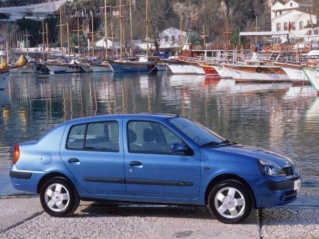 Renault Symbol I (2002>)