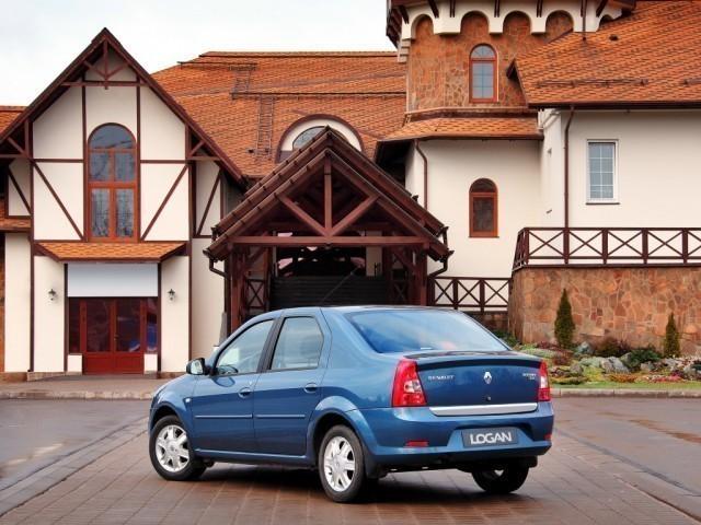Renault Logan I rest (2009>)
