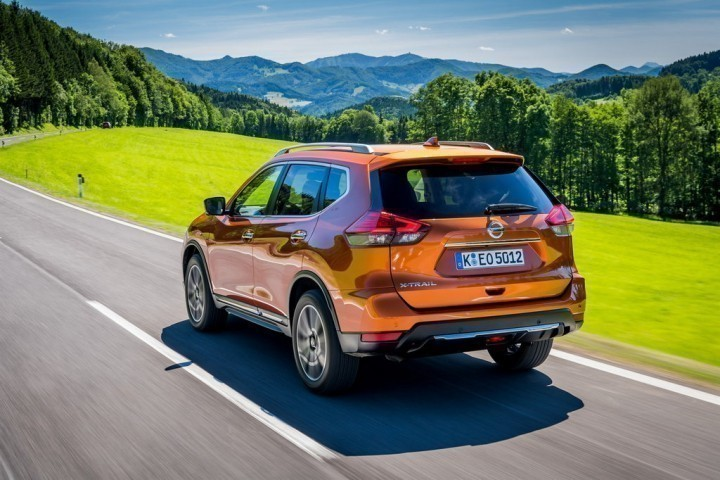 Nissan X-Trail (2017>) T32 rest.