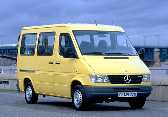 Mercedes Benz Sprinter (2000-2005) W901-W905