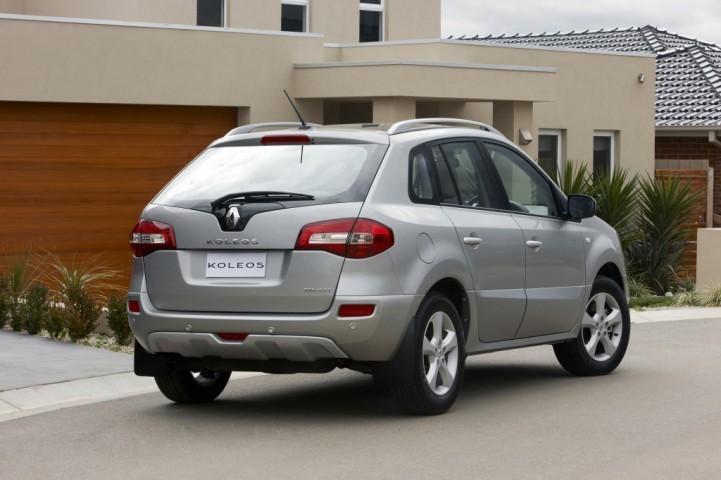 Renault Koleos I (2008>)