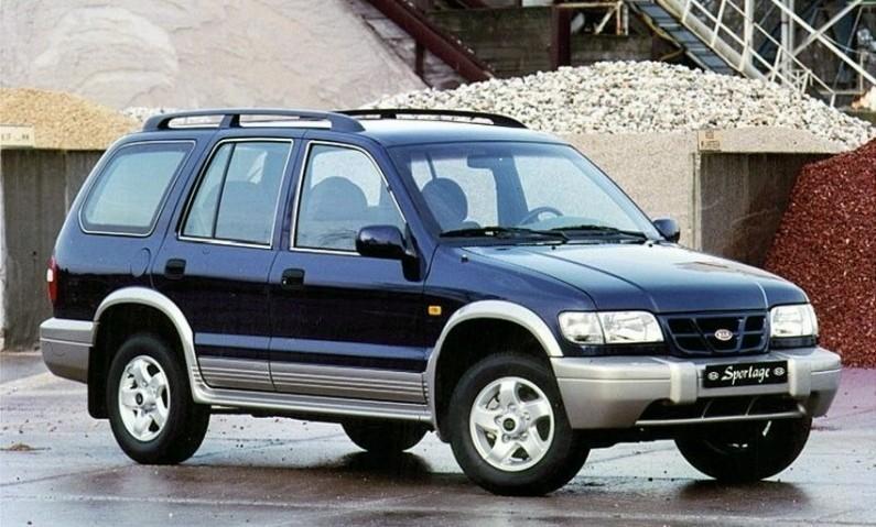 Kia Sportage I (1995–2004)