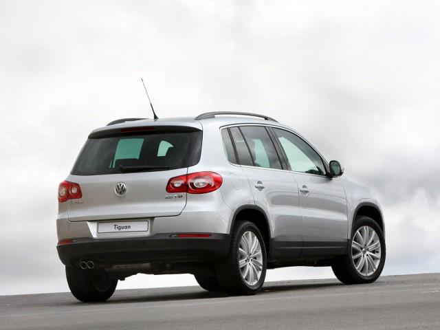 Volkswagen Tiguan (2008>)
