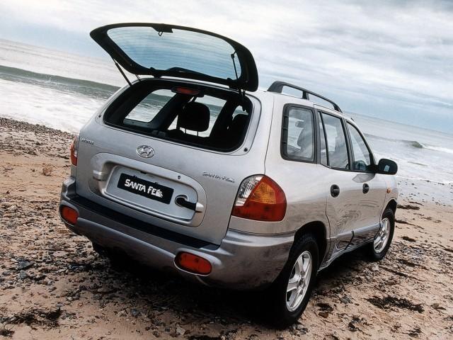 Hyundai Santa Fe (2000>) SM