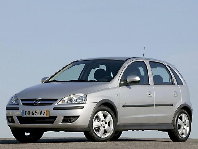 Opel Corsa (2003>) C rest.