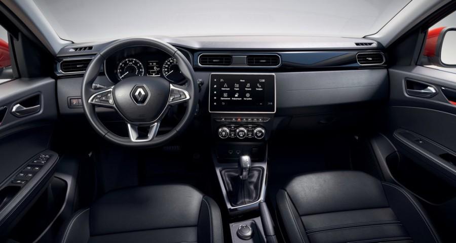 Renault Arkana (2019>)