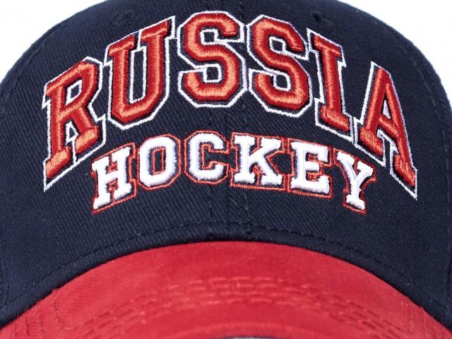 Бейсболка Россия хоккей, арт.10161