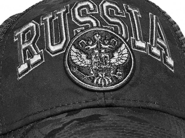 Бейсболка Россия, р.55-58, арт.101573