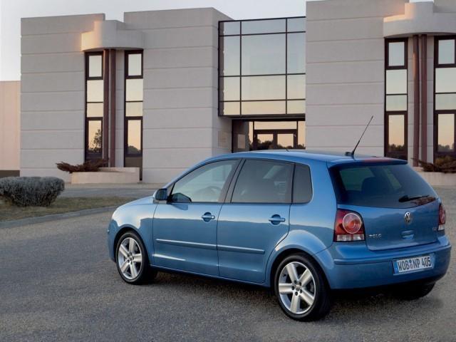 Volkswagen Polo (2005>) хэтчбек Mk4 rest.