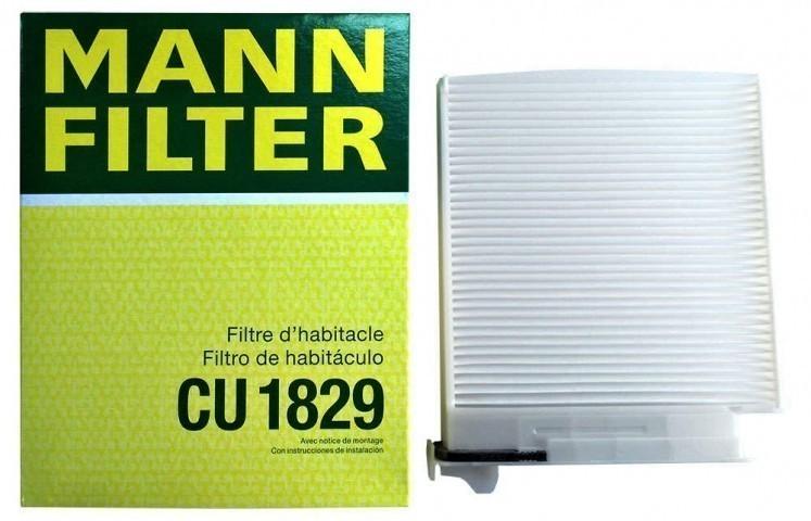 Фильтр салонный MANN-FILTER CU 1829