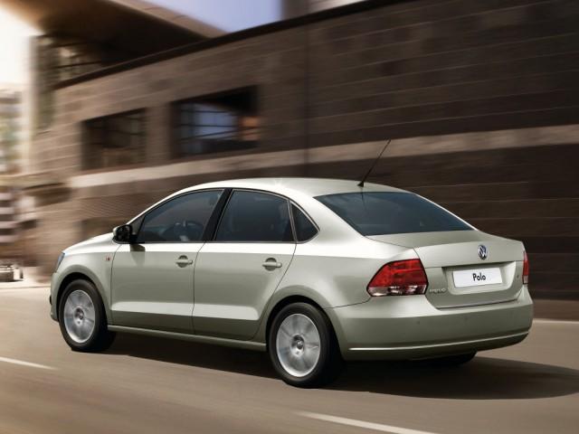 Volkswagen Polo (2009>) седан Mk5