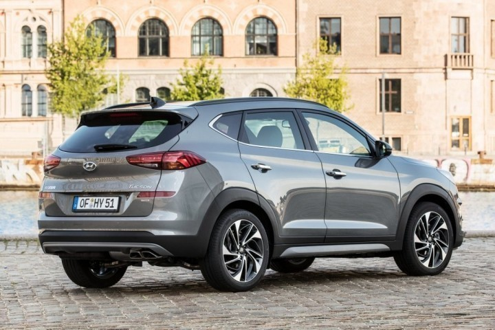 Hyundai Tucson III (2018>) TL rest.