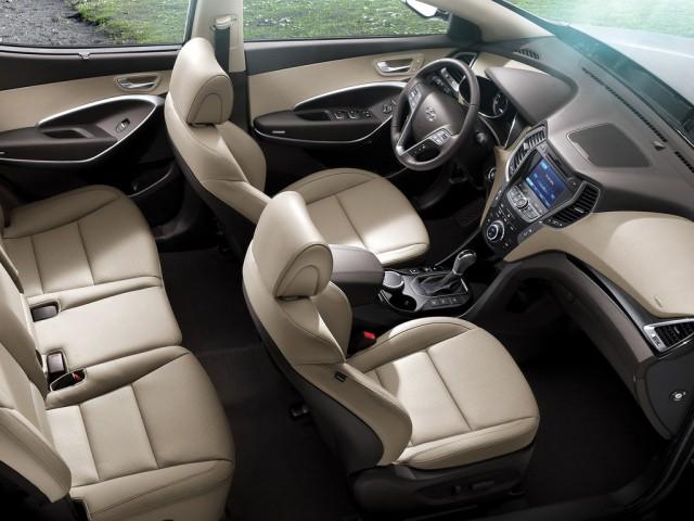 Hyundai Santa Fe III (2012>) DM