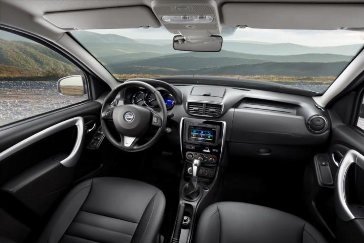 Nissan Terrano III (2014>)