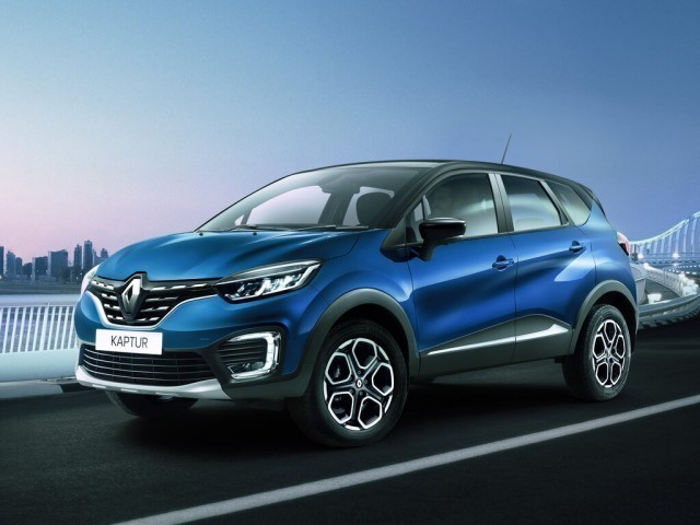 Renault Kaptur (2020>) rest.
