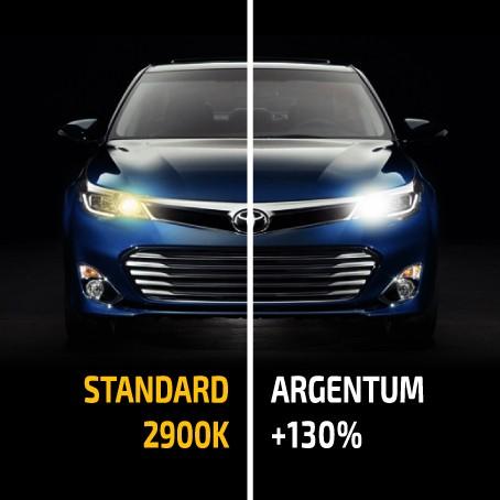 Лампы MTF Argentum +130% H4 (12 V, 55/60 W, 2 шт)