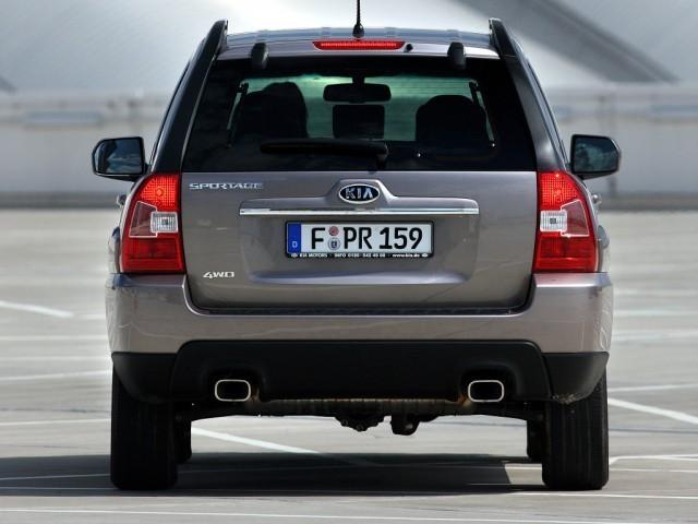 Kia Sportage II (2008>) KM rest.