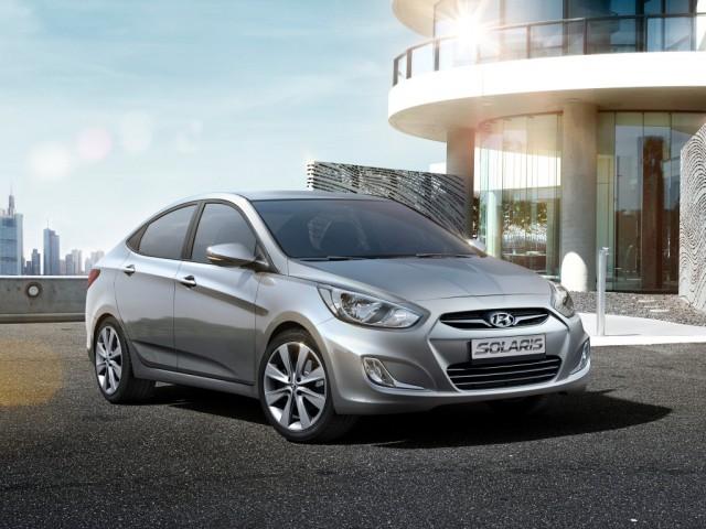 Hyundai Solaris I (2011>)
