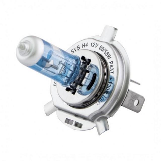 Лампы SVS Intensive +130% H4 (12 V, 55/60W, +2 W5W)