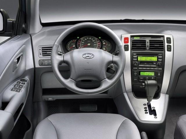 Hyundai Tucson (2004>) JM