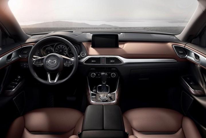 Mazda CX-9 II (2016–н.в.)