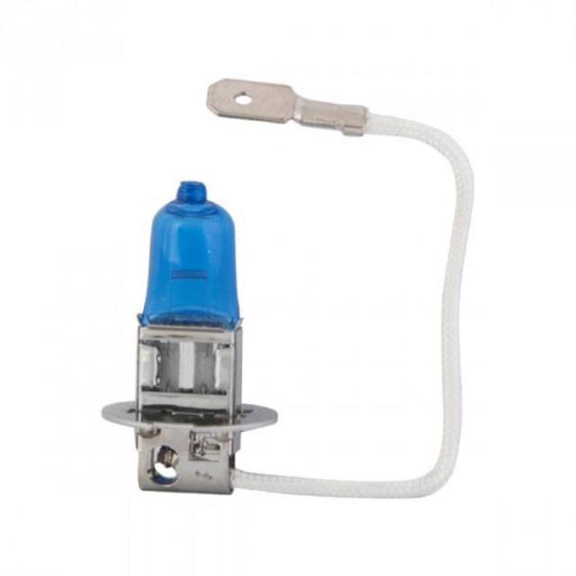 Лампы SVS White 5000K H3 (12 V, 55W, +2 W5W)