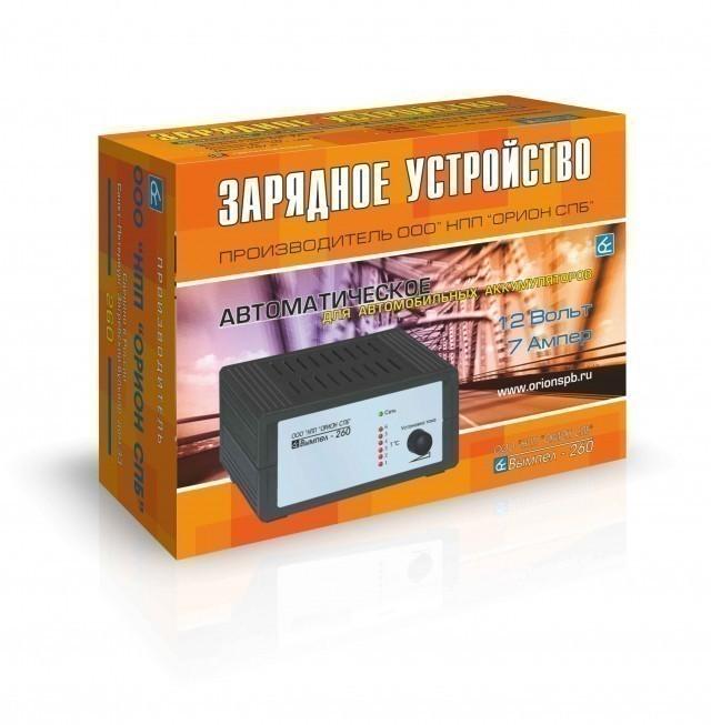 Зарядное устройство Вымпел-260