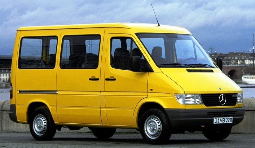 Mercedes Benz Sprinter (2000-2005) W901-W905