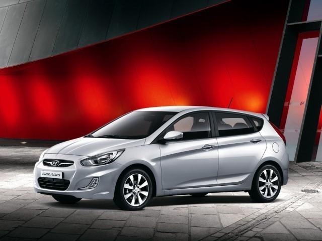 Hyundai Solaris (2010>)