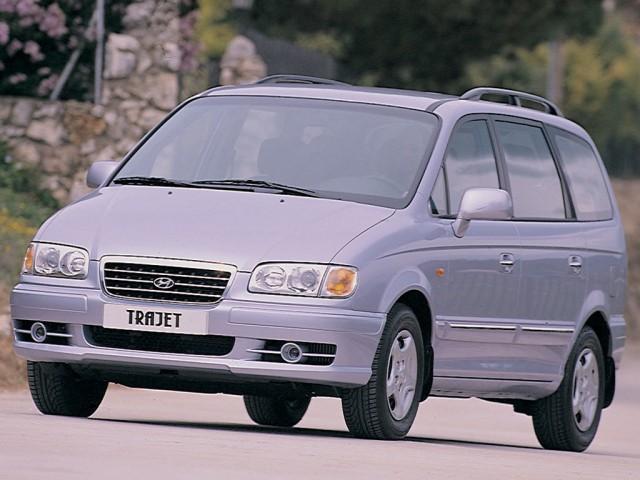 Hyundai Trajet (1999>)
