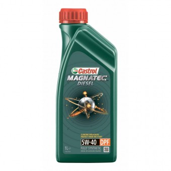 Масло моторное Castrol Magnatec Diesel 5W40 DPF (1 л)