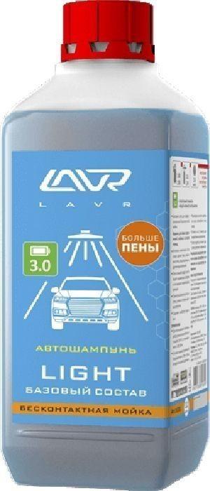 Lavr Ln2301 Автошампунь для бесконтактной мойки Light (1 л)