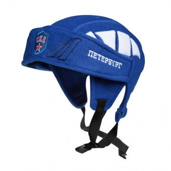 Шапка ХК СКА фан. ХК СКА (шлем синий)