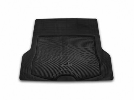 Коврик в багажник универсальный NovLine (черный)