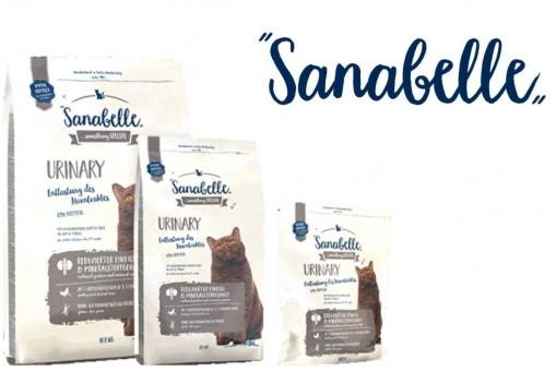 Сухие корма для кошек Sanabelle