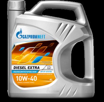 Масло моторное Gazpromneft Diesel Extra 10W40 (5 л)
