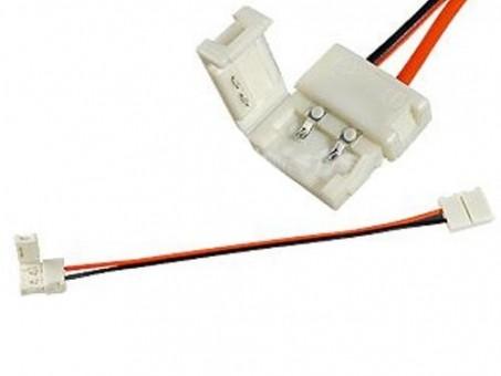 Соединительный кабель с двумя коннекторами (2-х конкактный, 10 мм, IP20)