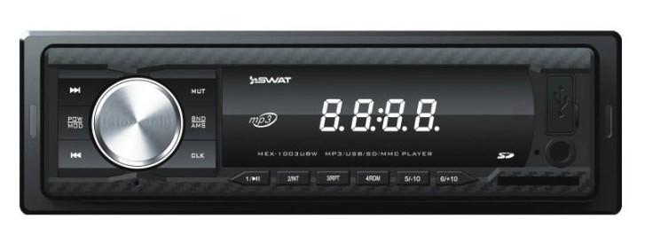 MP3-ресивер Swat MEX-1003UBW