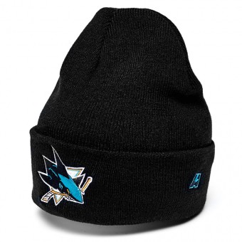Шапка NHL San Jose Sharks, р.55-58, арт.59033