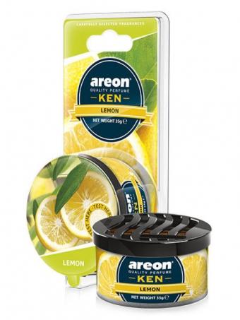 Ароматизатор Areon KEN (лимон)