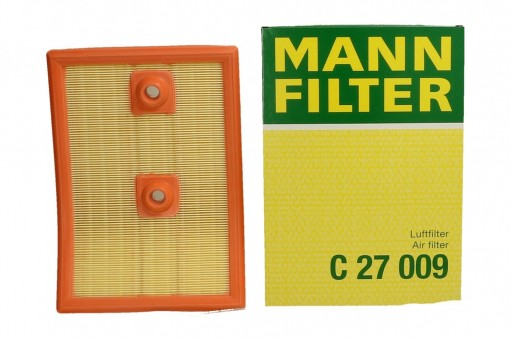 Фильтр воздушный MANN-FILTER C 27 009