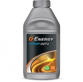 Тормозная жидкость G-Energy Expert DOT-4 (0,45 л)