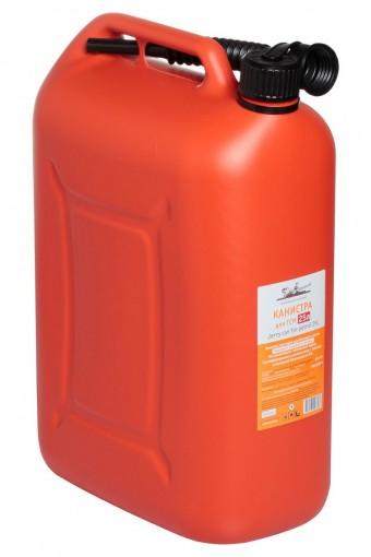 Канистра пластиковая AirLine 25 л (красная)