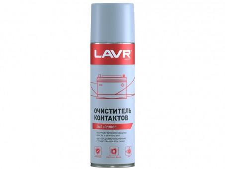 Lavr Ln1728 Очиститель контактов (аэрозоль, 335 мл)