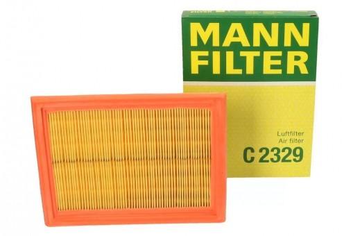 Фильтр воздушный MANN-FILTER C 2329