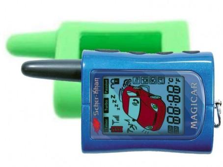 Чехол силиконовый Scher-Khan Magicar A/B (зеленый)