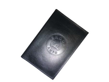 Бумажник водителя БВЛ5L Skoda