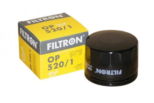 Фильтр масляный Filtron OP 520/1 (W 914/2)