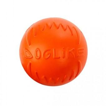 Игрушка DogLike Мяч (оранжевый, диаметр 6,5 см)