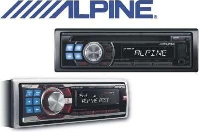 Головные устройства (1 Din) Alpine